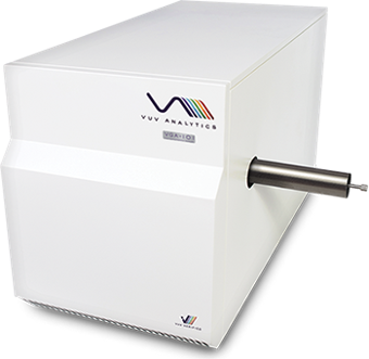 vacuum ultraviolet (VUV) absorption spectroscopy