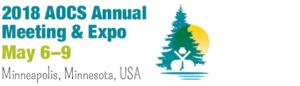 AOCS 2018 @ Minneapolis Convention Center | Minneapolis | Minnesota | United States