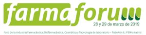 Farma Forum 2019 @ IFEMA - Feria de Madrid - Hall 8 | Madrid | Comunidad de Madrid | Spain