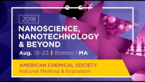 ACS National Meeting & Expo 2018 @ Boston Convention Center - Hall A | Boston | Massachusetts | United States
