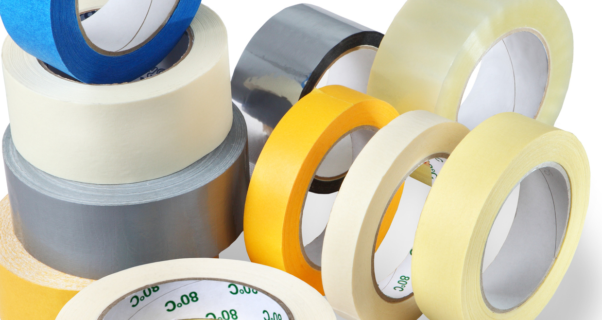 volatiles in tape adhesives