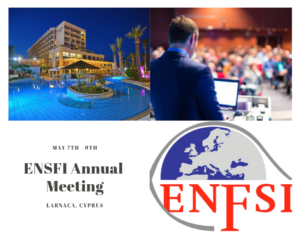 2019 Annual ENSFI Drug Working Group @ Golden Bay Beach Hotel | Larnaka | Larnaka | Cyprus