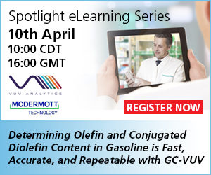 Determining Olefin and Conjugated Diolefin Content in Gasoline is Fast, Accurate, and Repeatable with GC-VUV