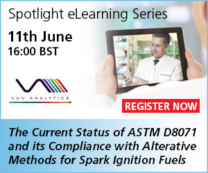 The Current Status of ASTM D8071 & its Compliance with Alternative Methods for Spark Ignition Fuels