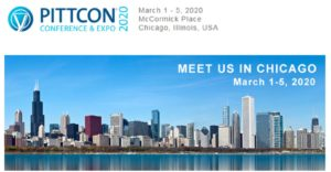 PITTCON 2020 @ McCormick Place Chicago | Chicago | Illinois | United States